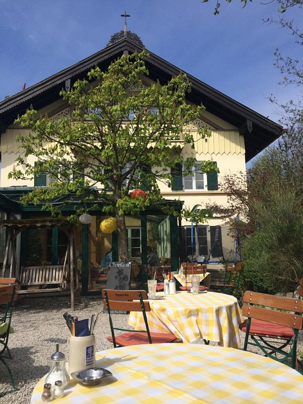Reiseblogger Pause auf historischen Spuren der Flösser in in Bayern