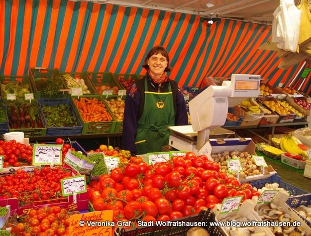 Obst und Gemüse vom Familienbetrieb Bantschow