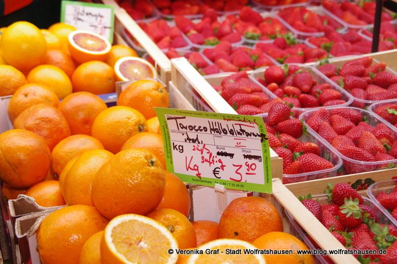 Wochenmarkt Wolfratshausen