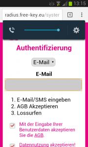 Vereinfachtes Anmelden im Wlan Netz Wolfratshausen