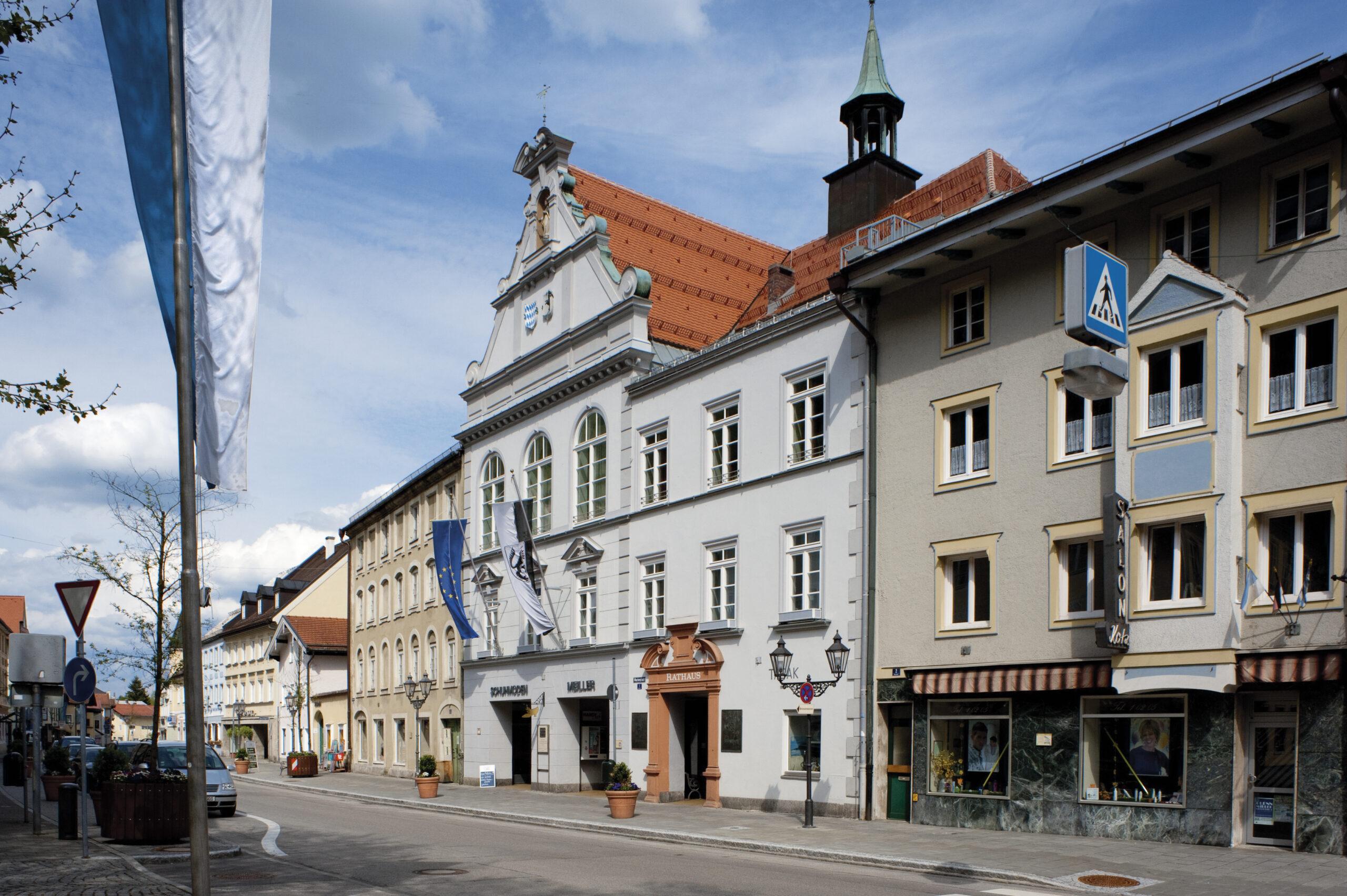 Rathaus Wolfratshausen
